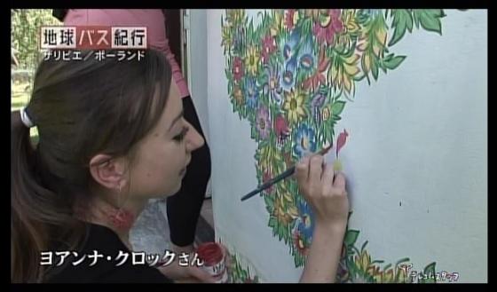 花模様の村 ザリピエ/ Malowane Zalipie (TBS)