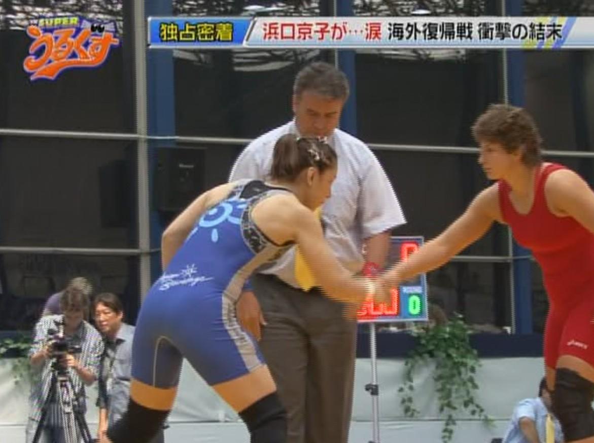 浜口京子 / Kyoko Hamaguchi (NTV)