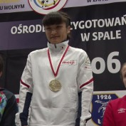 ポーランド・スパワでレスリング国際大会が開催される / Zawody zapaśniczy w Spale (TBS /NTV)