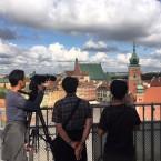 世界遺産(ワルシャワ旧市街) / Stare Miasto w Warszawie (TBS)