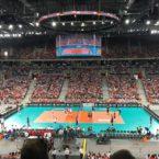 バレーボール男子ポーランド&ドイツ親善試合 / Mecz siatkówki Polska-Niemcy (Fuji TV)
