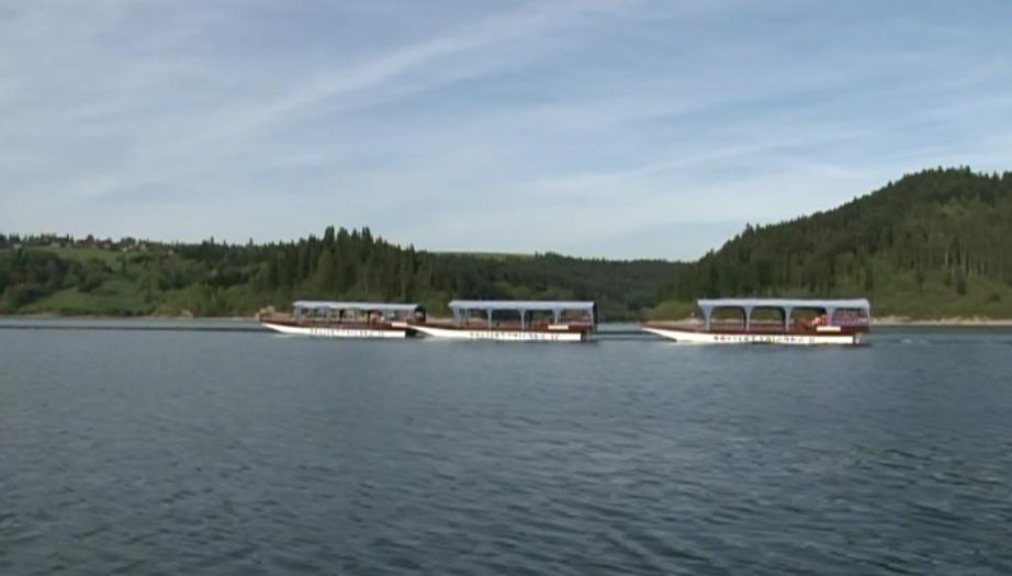 チョルスティン湖 / Jezioro Czorsztyńskie (TV 12)