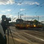 路面電車で行く世界各街停車の旅・ワルシャワ編 / Tramwaje Warszawskie (Fuji TV)